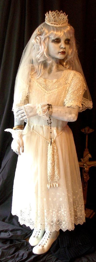 Ghost girl art dollby d l marian